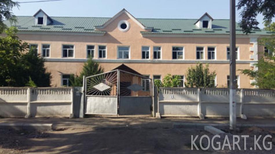 Кочкор-Атада социалдык обьектилерде капиталдык ремонттоо ииштери...