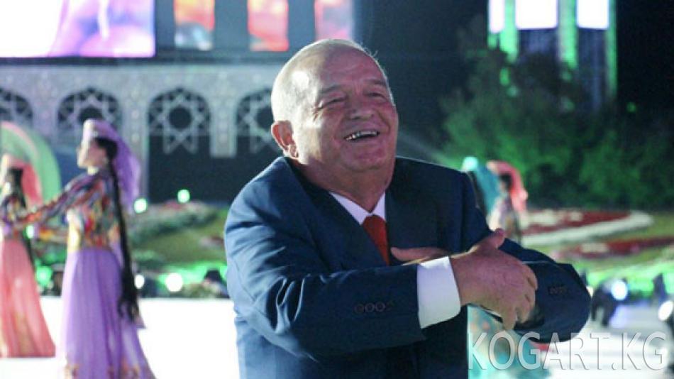 Өзбек президенти Ислам Каримов ооруканага түштү