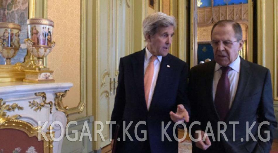 Орусия менен АКШ Сирия боюнча сүйлөшүүлөрдү жандандырат