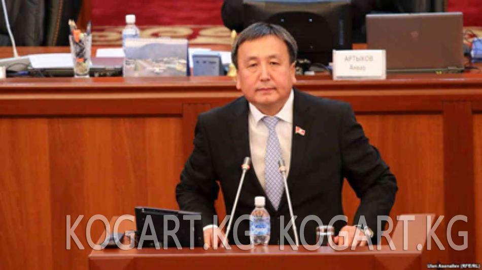 Кыргызстан: бир депутат үчүн үч бөлмө