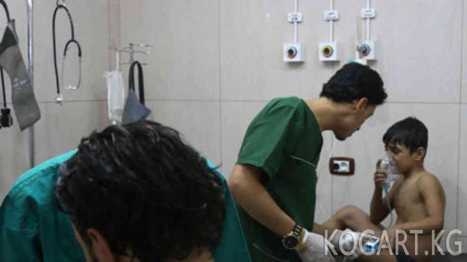 Согуштан улам Сириянын батышында 100 миңдей адам үйүн таштап кетти
