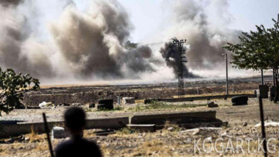 Сирияда элдешүү келишими күчүнө кирди