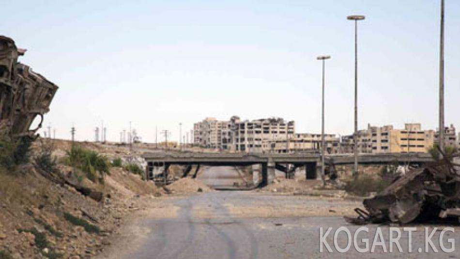 БУУ: Алепподо гуманитардык колонна аба чабуулуна кабылды