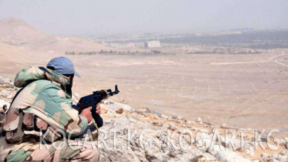 Орусия аскер кызматкери Сириядагы аткылоодон мерт кетти