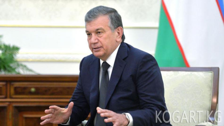 Укук коргоочулар Өзбекстандын жаңы бийлиги менен диалог курууга даяр