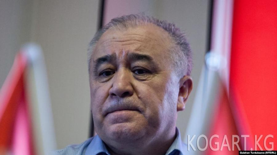 Текебаев: президент өкмөт башчы кылган иштерди «мен жасадым» деди