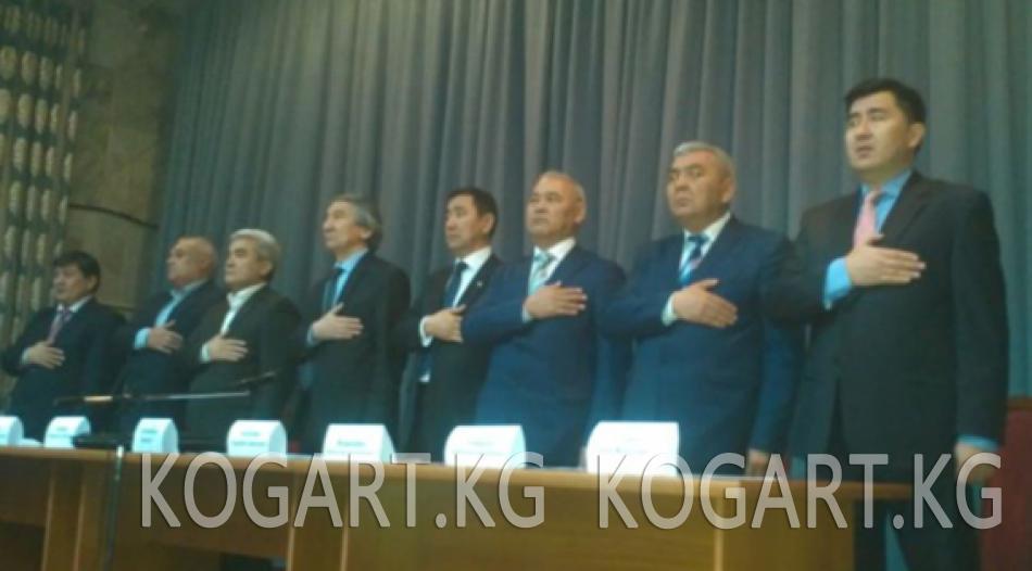 """УКМК: """"Элдик парламент"""" лидерлери бийликти күч менен басып алууга..."""