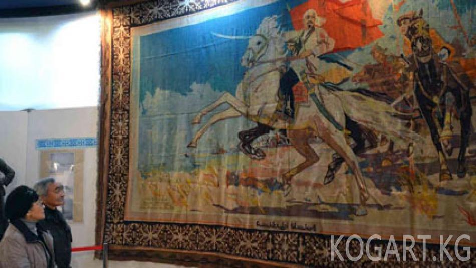 Алматыда 1916-жылдагы көтөрүлүштүн 100 жылдыгына арналган көргөзмө...