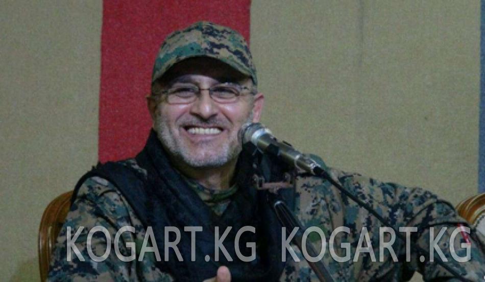 Сирияда «Хезболланын» командири өлтүрүлдү