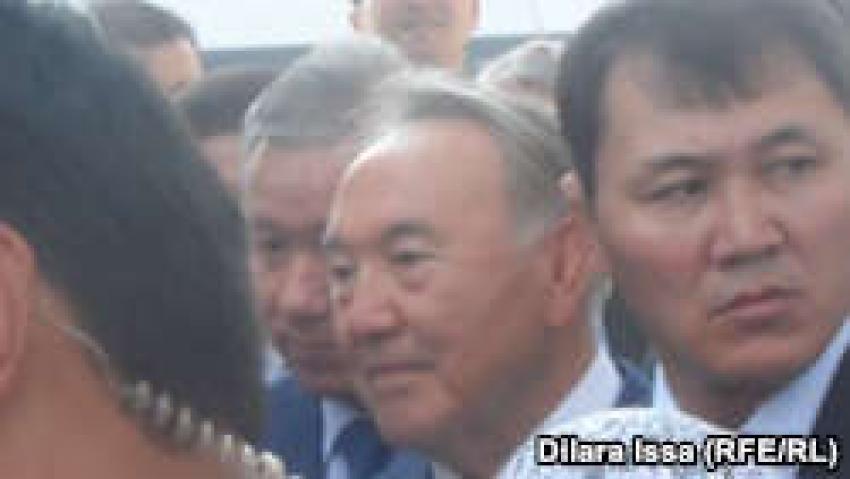 Назарбаев Казакстанда