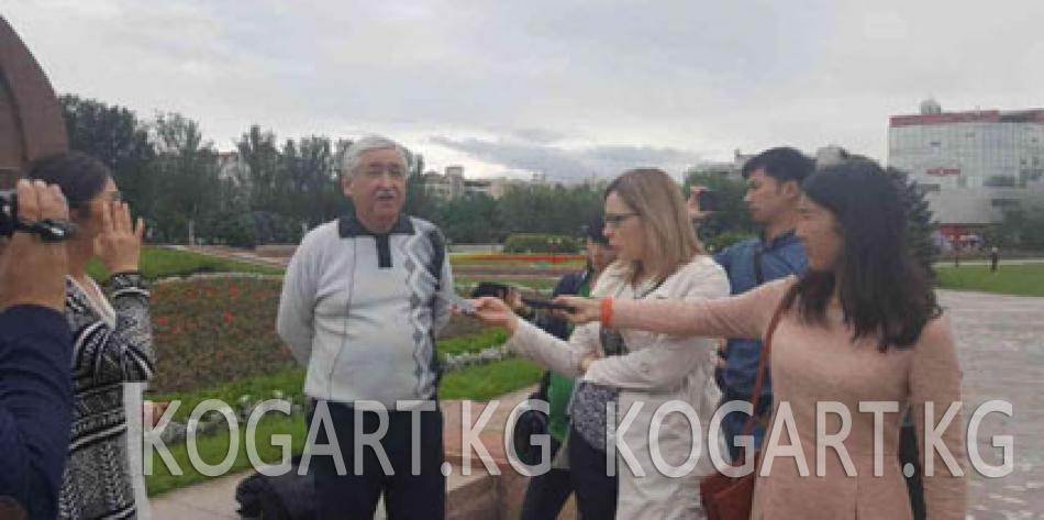 ИИМ: «Элдик парламент»  митинг үчүн жарандарга акча төлөгөн