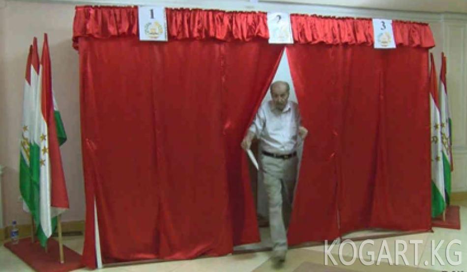 Тажикстанда президенттин бийлигин чыңдоочу референдум өттү