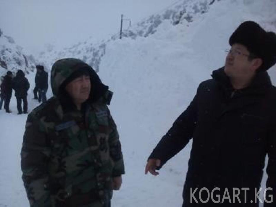 КР ӨКМнин орун басары Равшан Рысбаев Жалал-Абад облусунда (ФОТО)