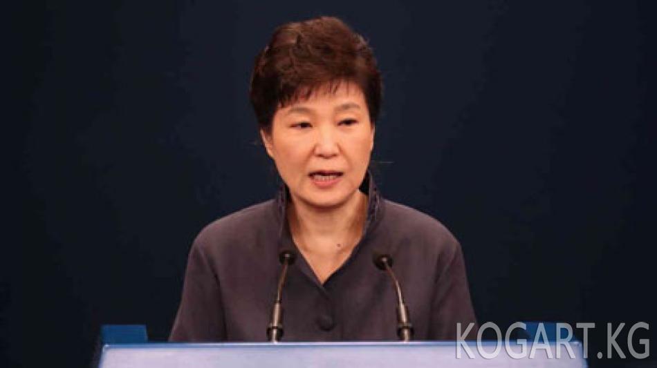 Түштүк Корея соту президентти бийликтен кетирүү чечимин колдоду