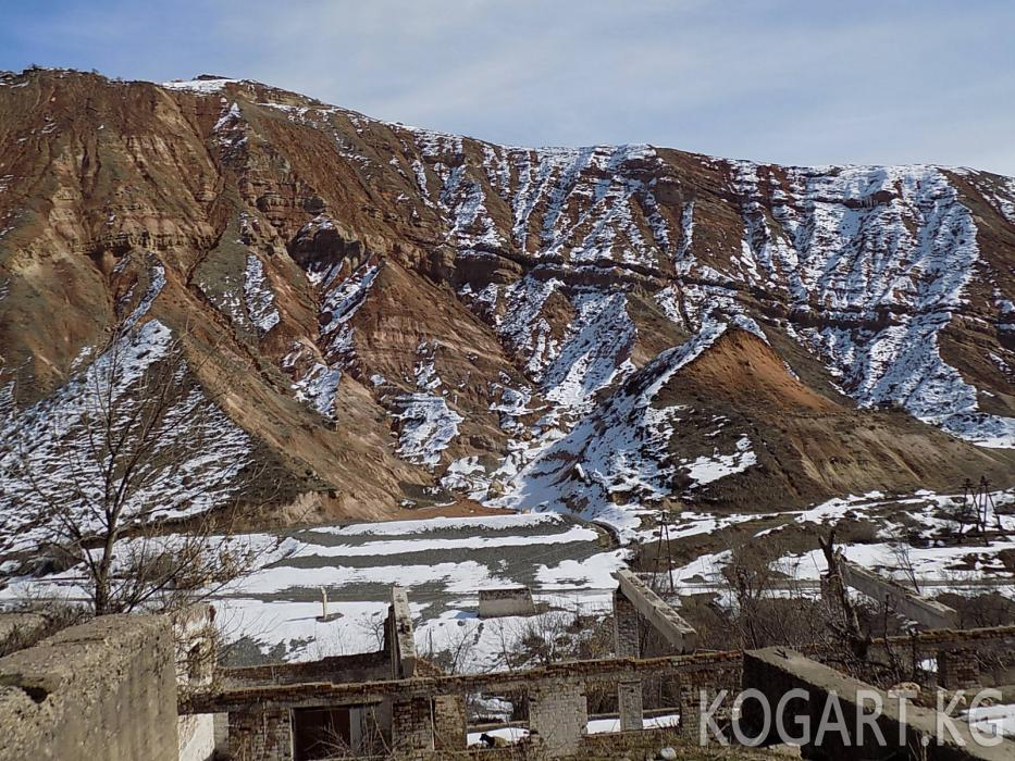 Майлуу-Сууда көмүлгөн уран калдыктары экологияга жана адамдардын ден соолугуна...