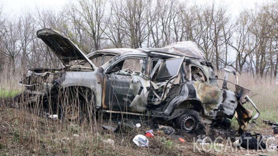 Донбасста ЕККУнун байкоочусу каза болуп, дагы бирөөсү жаракат алды