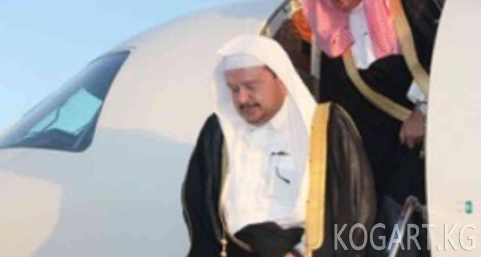 Сауд Арабия Дүйшөмбүдө парламенттик хансарай курат