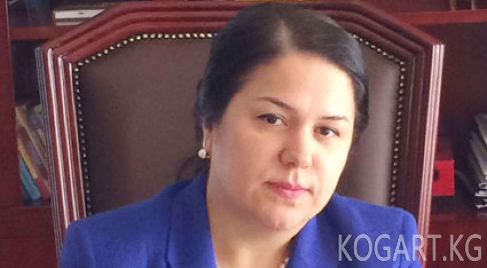 Тажикстан президенти Рахмондун кызы депутат болду