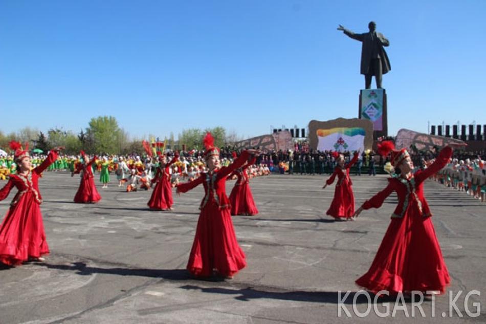 """Кыргызстанда биринчи жолу өтүп жаткан """"Этномаданият"""" Эл аралык ..."""
