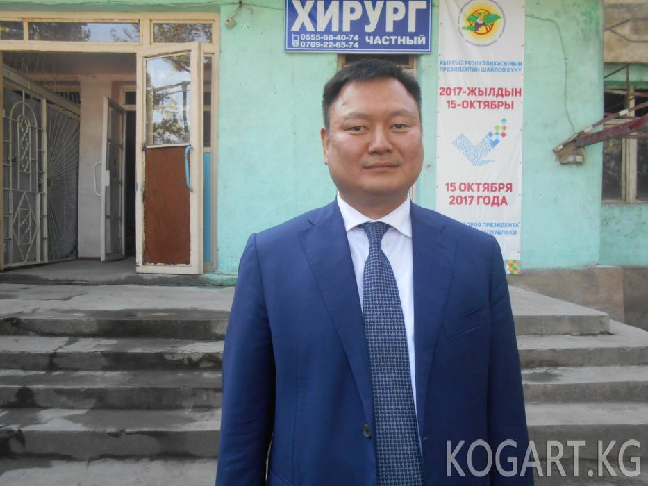 Вице-премьер министр Д.Зилалиев: Шайлоого карата даярдык жетиштүү...