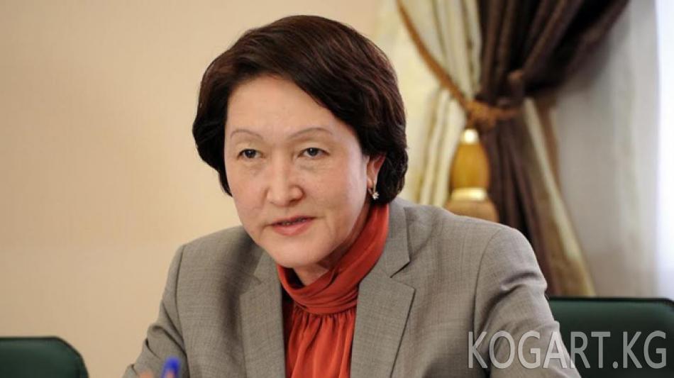 Шайлдабекова: Бабановдун Назарбаевге жолукканы жоопкерсиздик