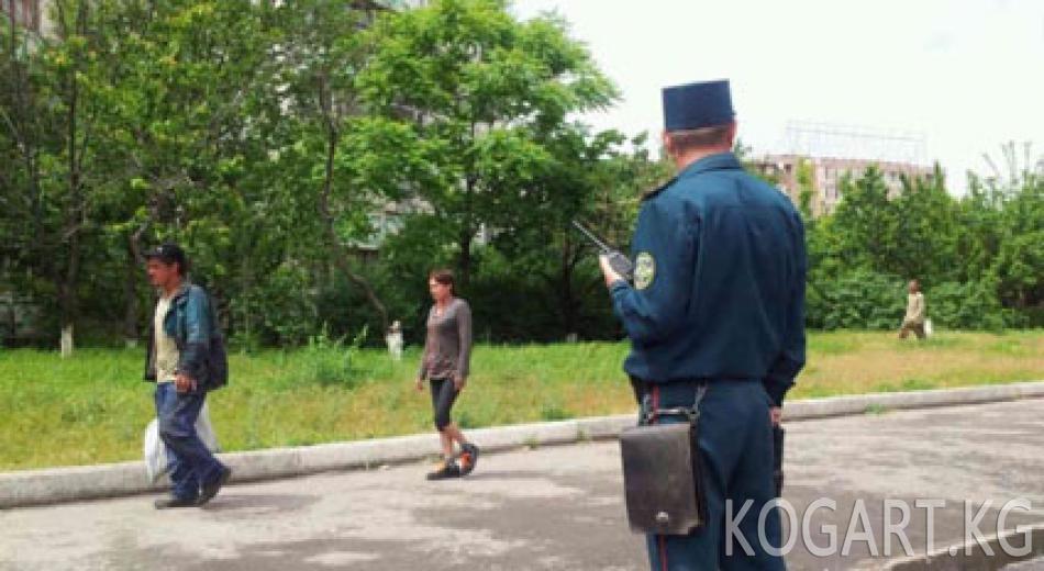 ШКУ саммитинин алдында Ташкентте паспорттук көзөмөл күчөтүлдү
