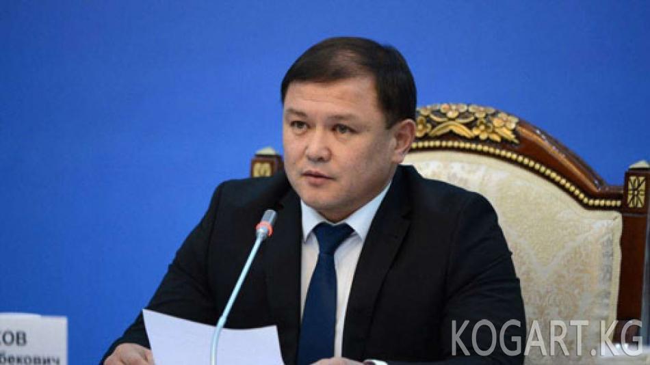 Төрага Жумабеков: Парламентти таркатууга негиз жок