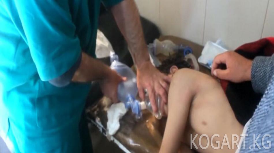 ЖМК: АКШ Сирия армиясы жаңы курал жасаган деп эсептейт