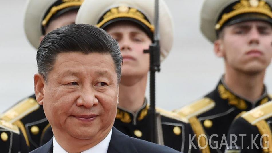 Кытайда президенттик мөөнөткө киргизилген чектөө жоюлду