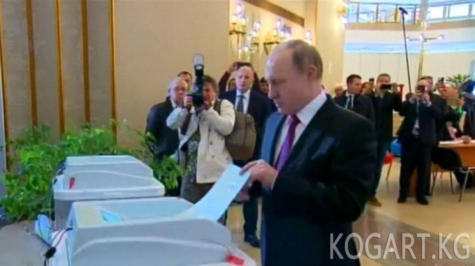 Путин алдыдагы пландары жана жаңы премьер-министр жөнүндө айтты