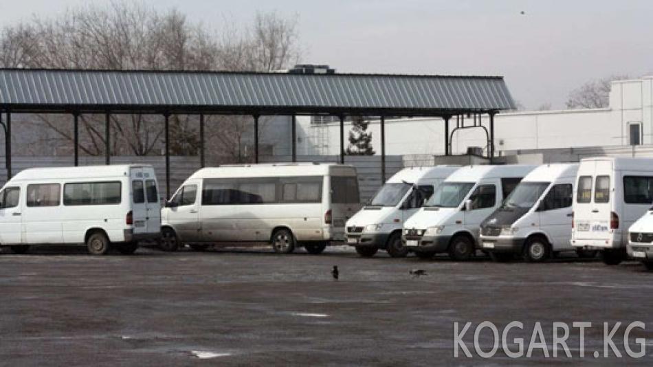 Бишкек мэриясы: Айдоочулардын талаптары аткарылбайт