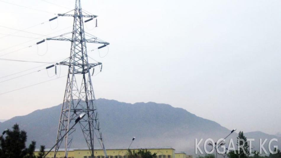 Тажикстан Өзбекстанга электр энергиясын сата баштады