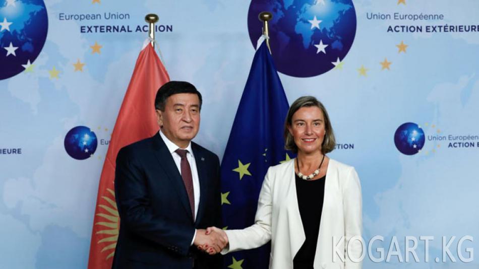 Жээнбеков: Кыргызстан парламенттик демократияга өтөт
