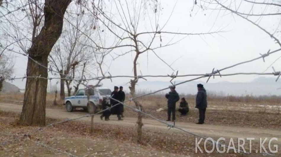 Өзбекстан жана Кыргызстан чек арачыларына карапайым жарандарга ок атууга тыюу салынды