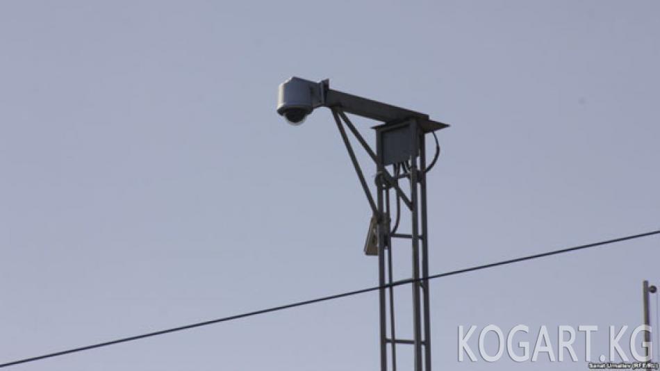Өзбекстанда камактагыларды көзөмөлдөө үчүн 2 миңден ашык камера орнотулду