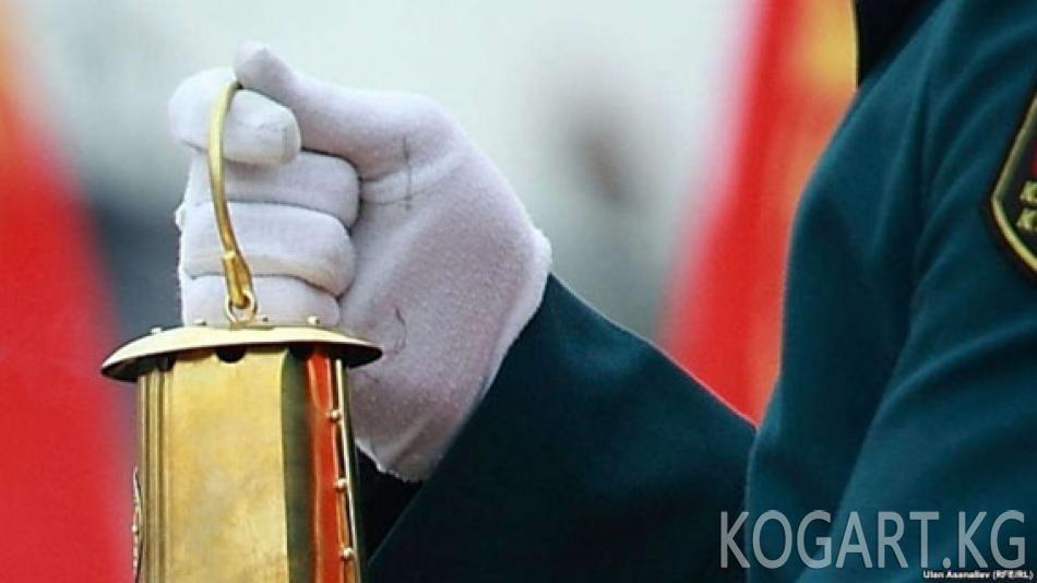 Казакстанда аскер мектеп-интернатынын курсанты мерт болду
