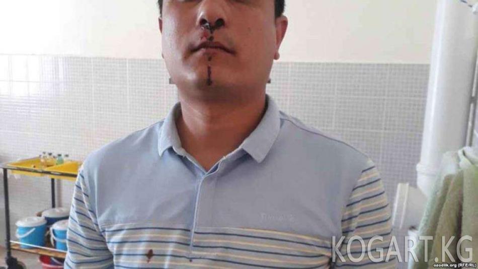 Өзбекстанда район башчысынын орун басары кол алдындагы кызматкердин...