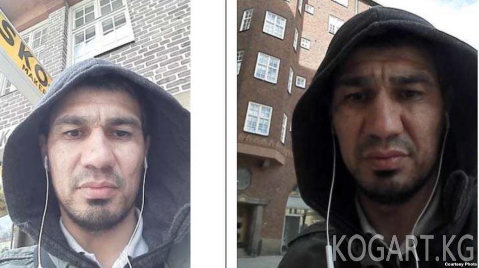 Стокгольмдогу теракт: өзбек жараны күнөөсүн жарым-жартылай моюнуна алды