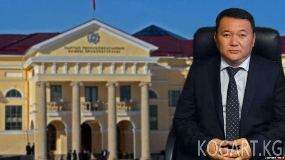 Парламенттеги көпчүлүк коалиция башкы прокурорлукка Өткүрбек Жамшитовдун...