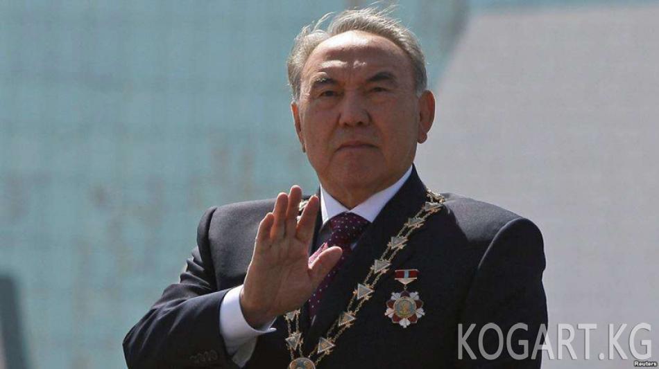 Назарбаев киберкоркунучтарга каршы аскер бөлүгү түзүлгөнүн билдирди