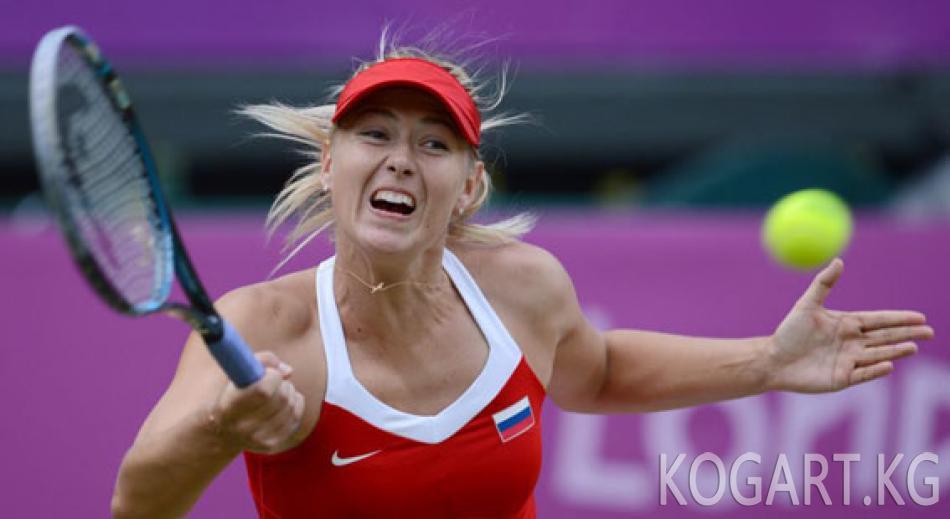 Мария Шарапова Эл аралык теннис уюмун сотко берет