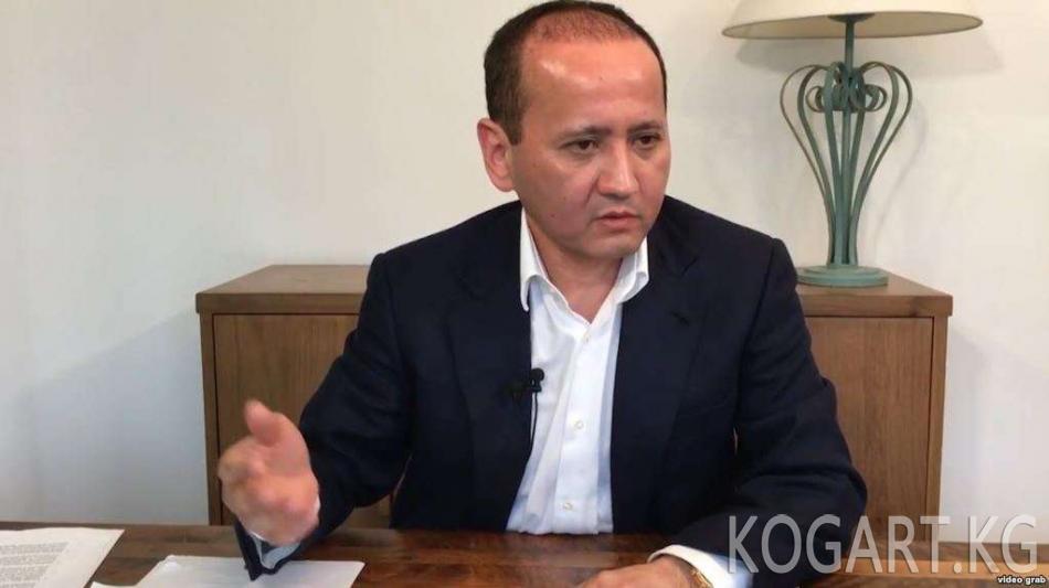 Мухтар Аблязов: Казакстандагы митингдерди мен уюштурдум