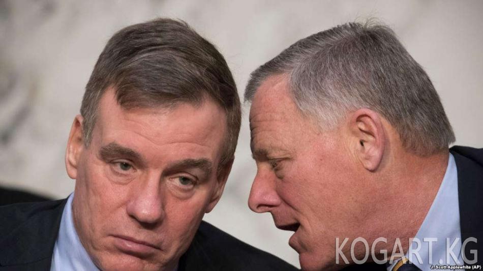 АКШ Сенатынын чалгындоо комитети: Орусия Трампка жардам берүүгө...