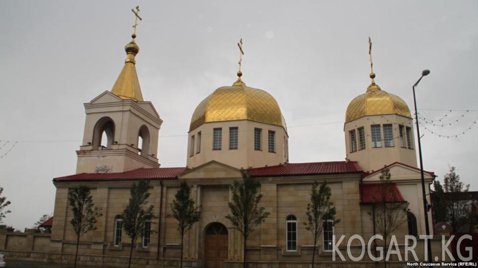 ИМ тобу Грозныйдагы кол салуу үчүн жоопкерчилик алды