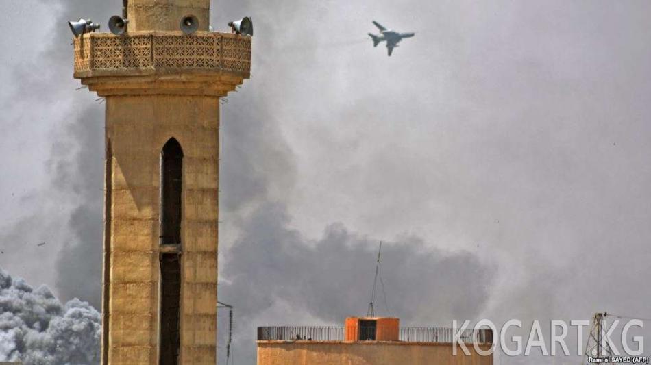 Сирия: исламисттер акыркы козголоңчул анклавдан чыгып кетти