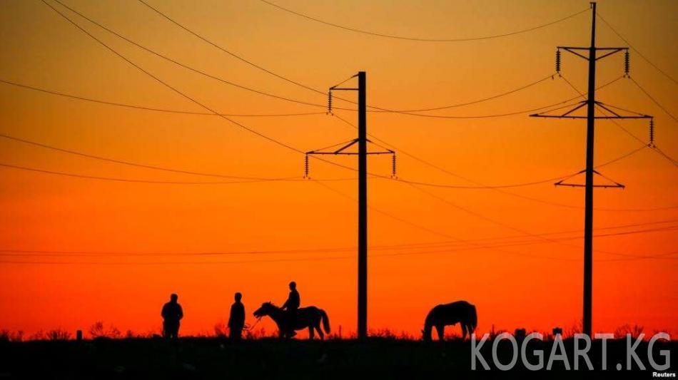 Кыргызстан Өзбекстанга электр энергиясын сата баштады