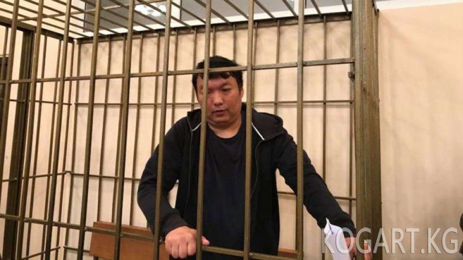 Бишкекте казакстандык активистти колдогон пикет өттү