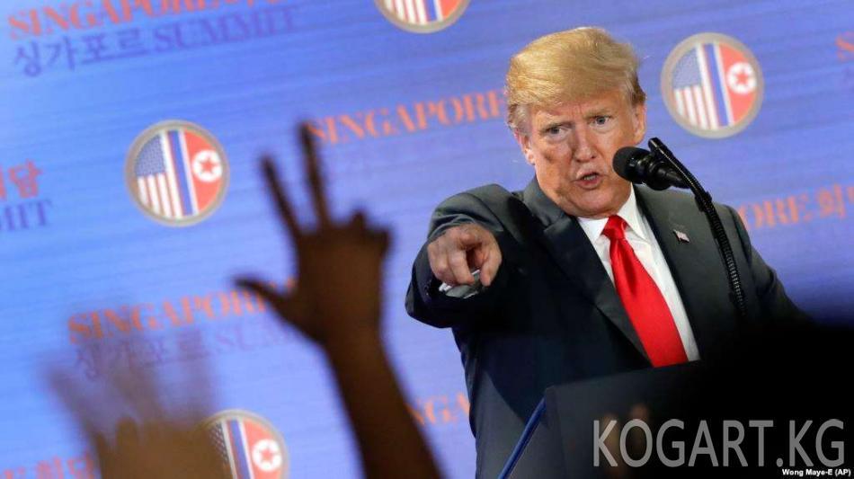 HRW: Трамп менен Кимдин жолугушуусунда Түндүк Кореядагы адам...