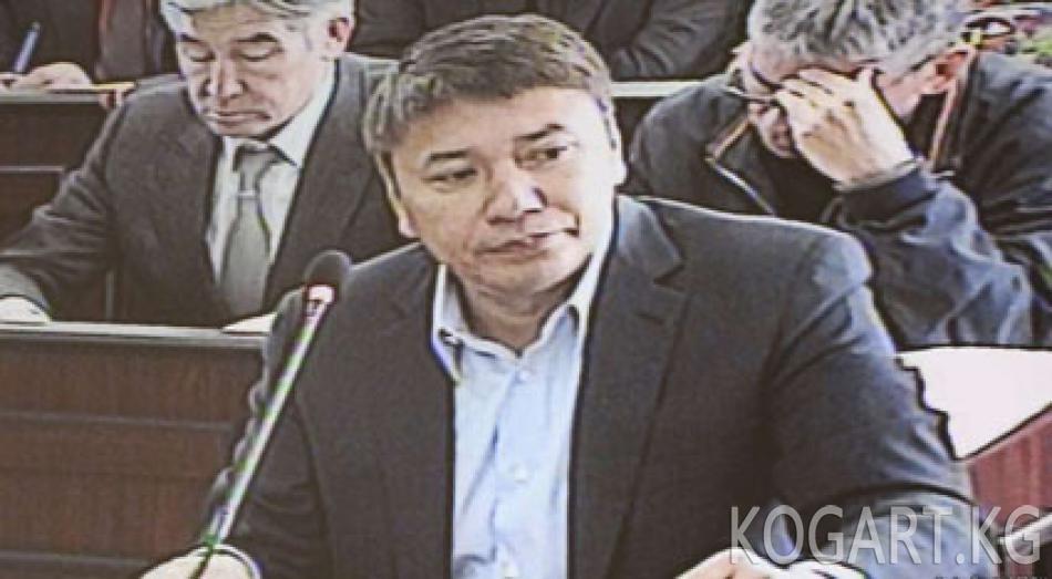 """""""Астана-Экспонун"""" мурдагы башчысы 14 жылга эркинен ажырады"""