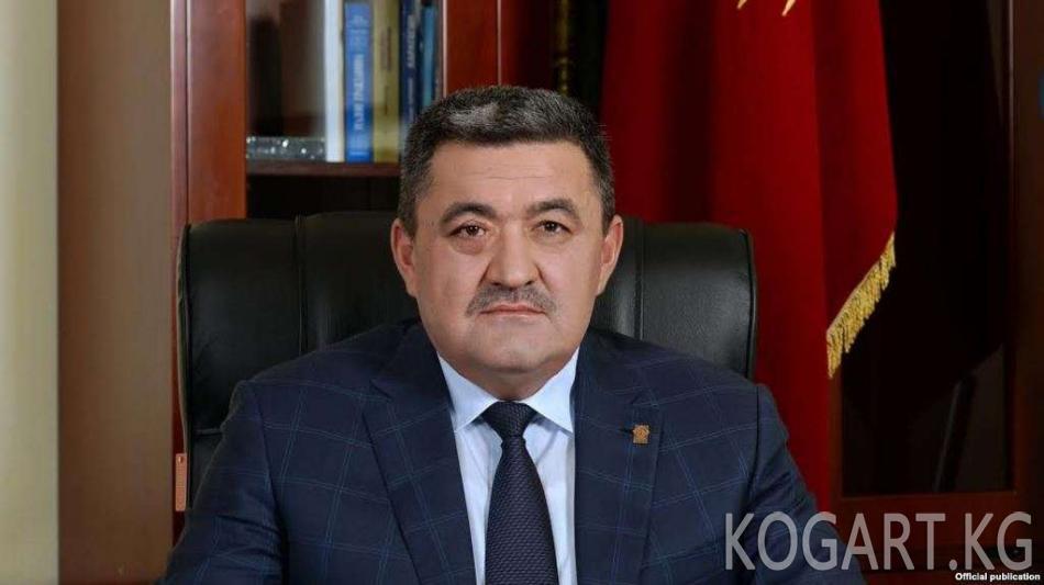 Бишкек шаардык кеңеши Албек Ибраимовго ишеним көрсөтпөөнү колдоду